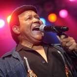 Chubby Checker with the Van-Dells