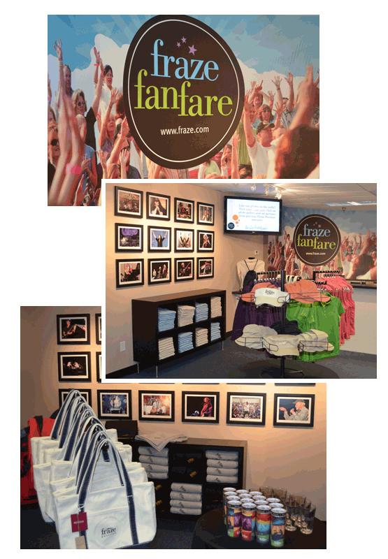 Fraze FanFare Store