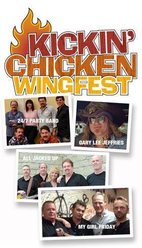 Kickin' Chicken Wing Fest 2014