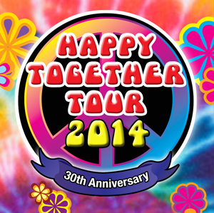 Happy Together Tour 2014