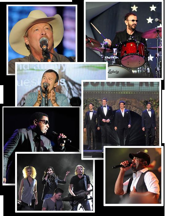 2014 Concert Photos