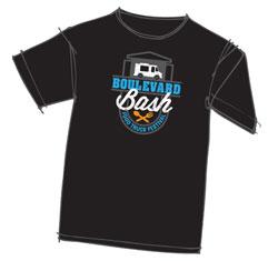 Boulevard Bash 2017 T-shirt