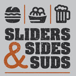 Sliders, Sides & Suds