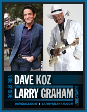 Dave Koz & Larry Graham