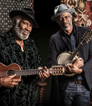 TajMo': The Taj Mahal & Keb' Mo' Band