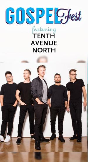 GospelFest feat. Tenth Avenue North @ Fraze Pavillion | Kettering | Ohio | United States